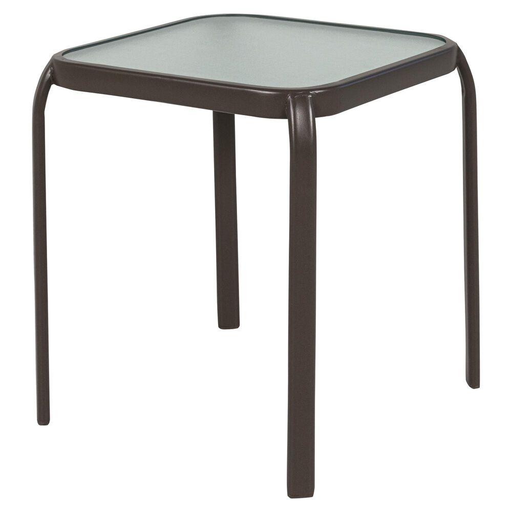 Redline Creation Inc. Bronze Side Table, , large