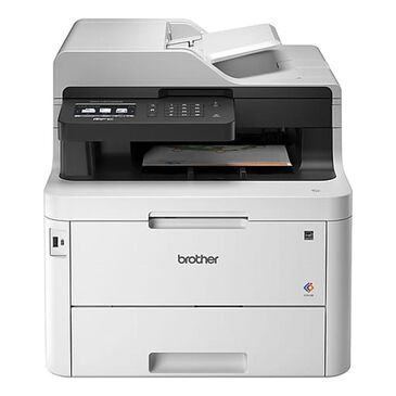 Brother Compact Digital Color All-in-One Printer, , large
