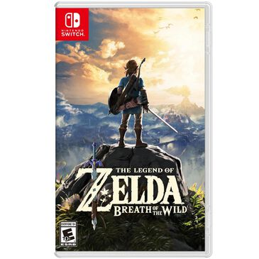 Nintendo The Legend of Zelda: Breath of the Wild - Nintendo Switch, , large