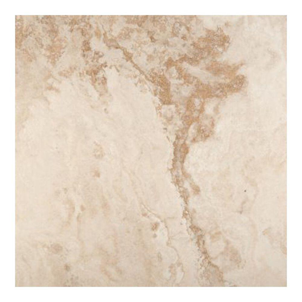 "Emser Vanilla Coffee 8"" x 8"" Natural Stone Tile, , large"