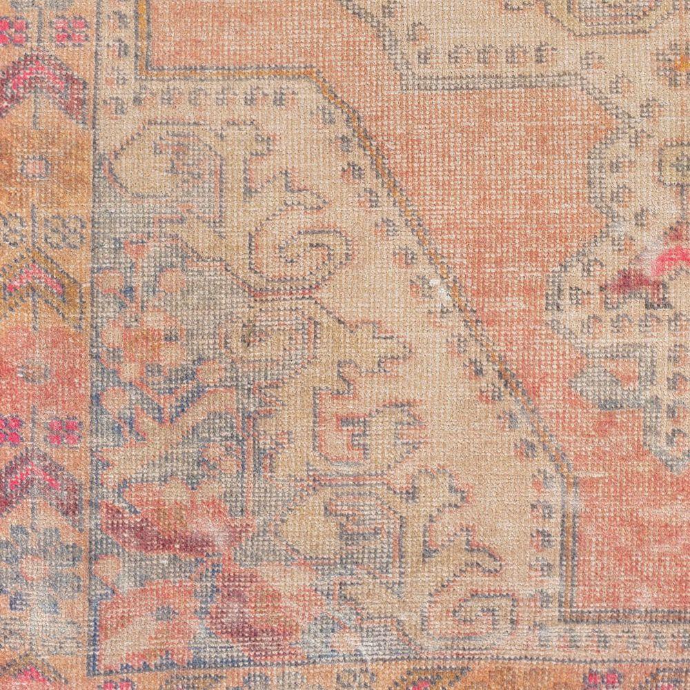 "Surya Unique UNQ-2313 2'6"" x 4' Orange, Wheat and Ivory Area Rug, , large"
