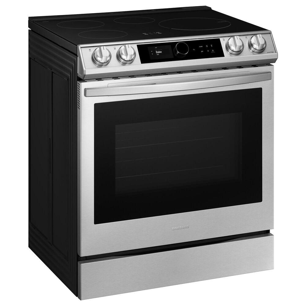 Samsung 6.3 Cu. Ft. Slide-In Induction Range with Wi-Fi and Air Fry in Stainless Steel, , large