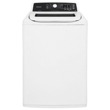Frigidaire 4.1 Cu. Ft. High Efficiency Top Load Washer in White, , large