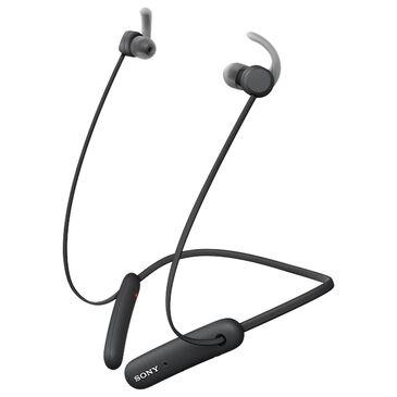 Sony Wireless In-Ear Headphones in Black, , large