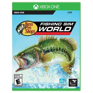 Bass Pro Shops Fishing Sim World - Xbox One, , large