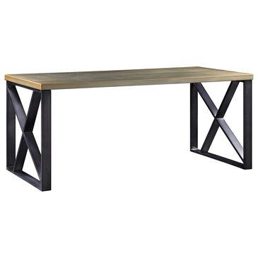 Gunnison Co. Jennavieve Desk in Gold Aluminum, , large