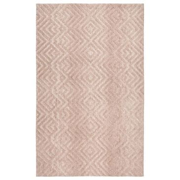 Feizy Rugs Colton 8792F 5' x 8' Blush Area Rug, , large