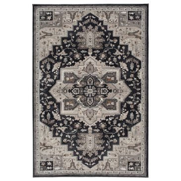 Central Oriental Adore Tansey 9266DBC 5' x 8' Deep Blue and Cement Area Rug, , large