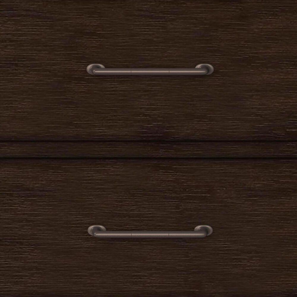 Furniture of America Guzman 2 Drawer Nightstand in Walnut, , large