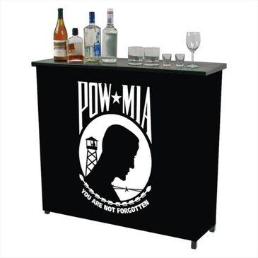 Timberlake POW 2 Shelf Portable Bar, , large