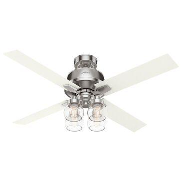 "Hunter Vivien 52"" Indoor Ceiling Fan in Brushed Nickel, , large"