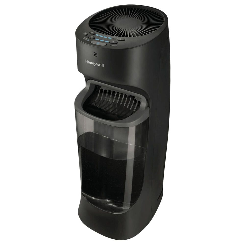 Helen Of Troy Top Fill Cool Moisture Tower Humidifier in Black, , large