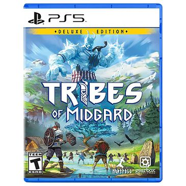 Tribes of Midgard: Deluxe Edition - PlayStation 5, , large