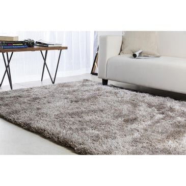 Surya Grizzly GRIZZLY-6 8' x 10' Ivory Area Rug, , large