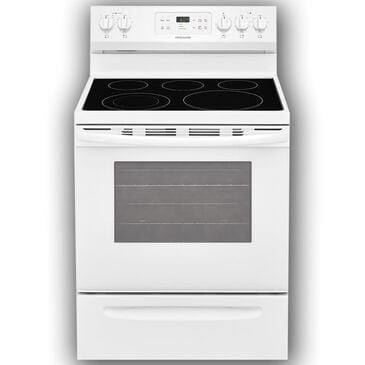 Frigidaire 30'' Electric Range in White , , large