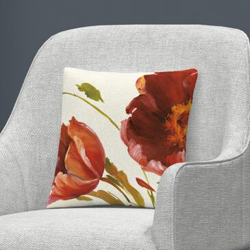 Timberlake Lisa Audit 'In the Wind' 16 x 16 Decorative Throw Pillow, , large