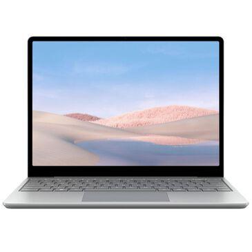 "Microsoft 12.4 "" Surface Laptop Go   Core i5-1035G1 - 8GB RAM - Intel UHD Graphics - 256 GB SSD in Platinum, , large"