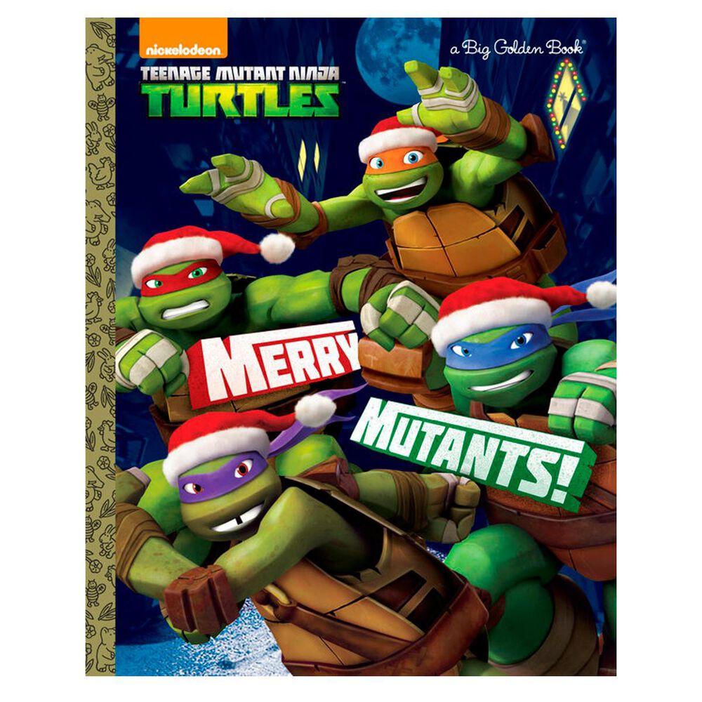 Teenage Mutant Ninja Turtles: Merry Mutants!, , large