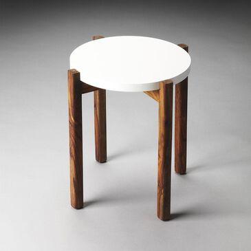 "Butler Loft 18"" Side Table in White, , large"