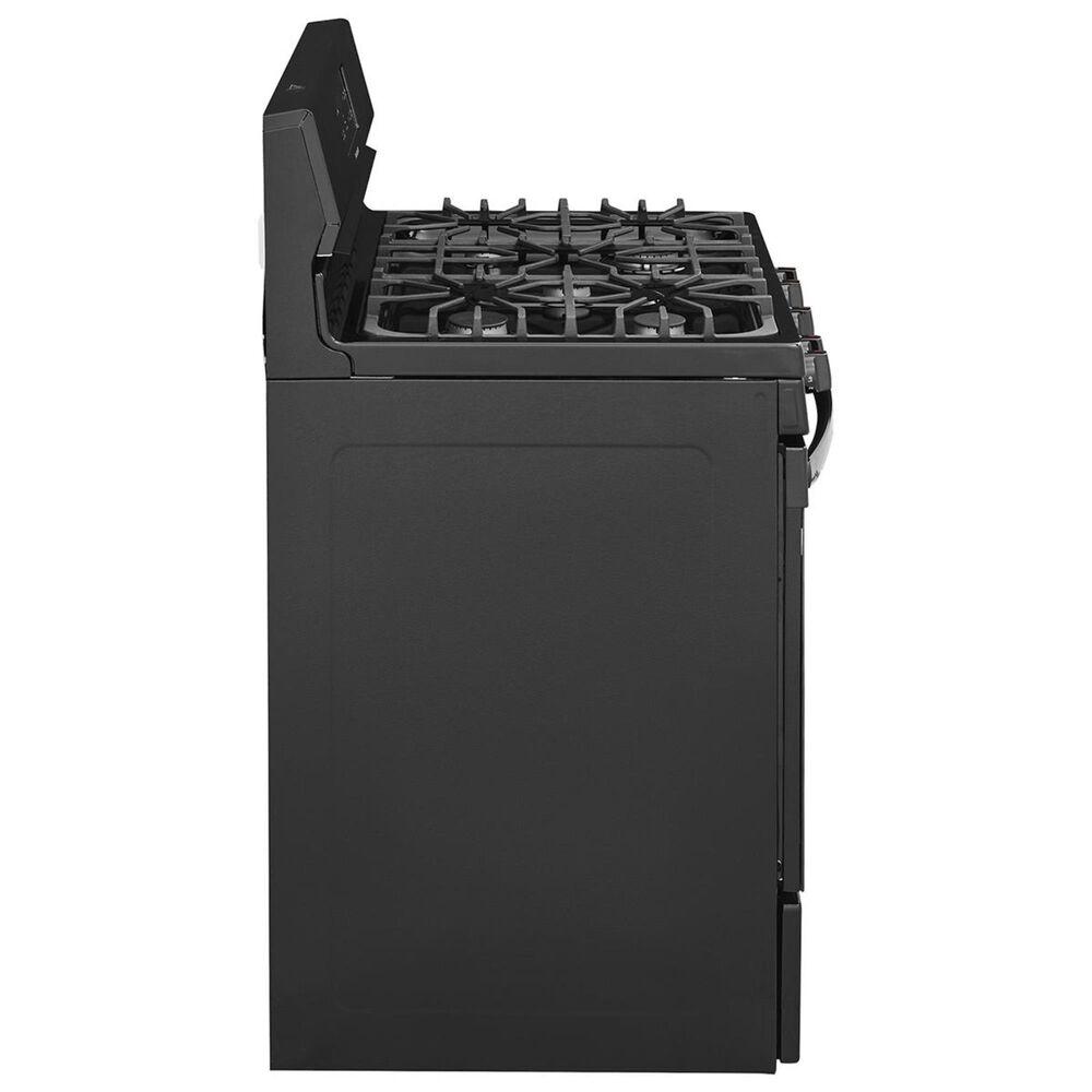 Frigidaire 30'' Free-Standing Gas Range in Black, , large