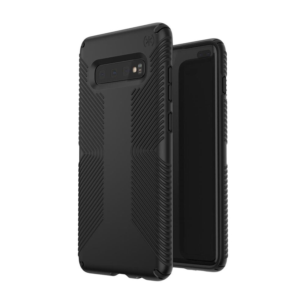 Speck Presidio Grip Case for Galaxy S10+ in Black , , large