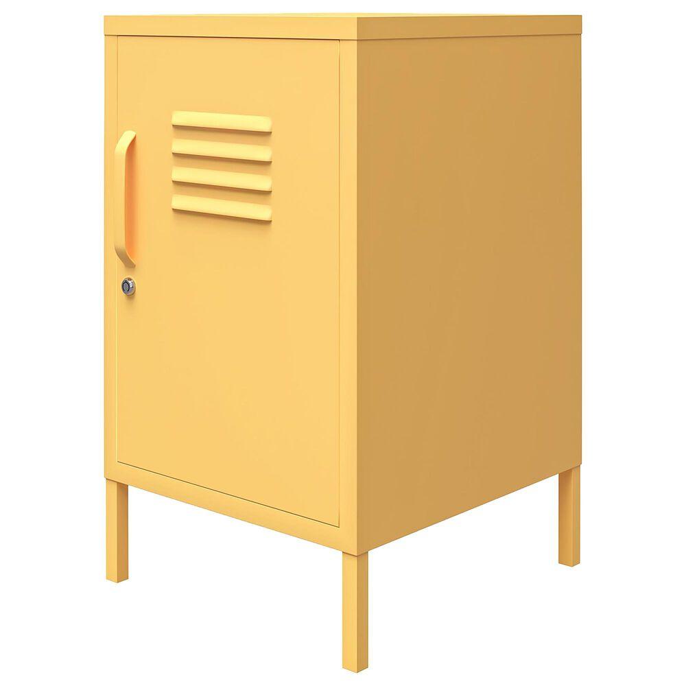 Novogratz Cache End Table in Yellow, , large