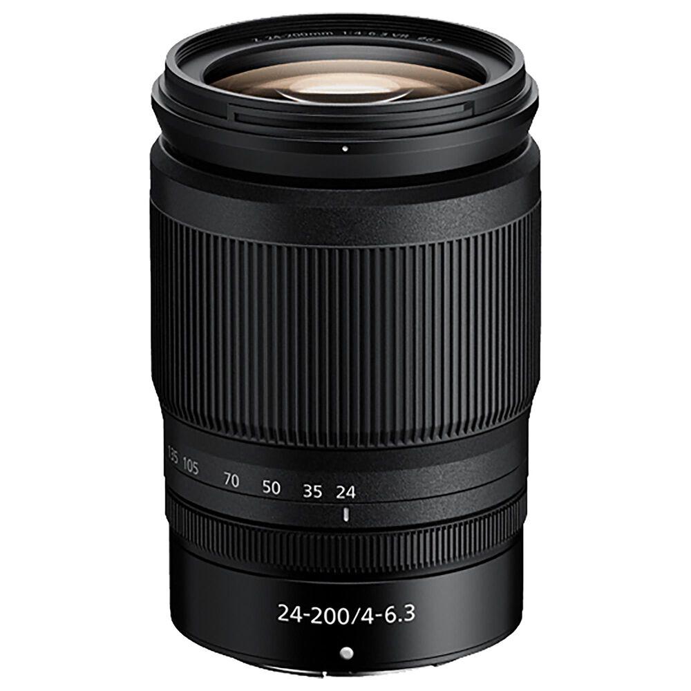Nikon Nikkor Z5 Mirrorless Camera with Z 24-200mm f/4-6.3 VR Lens in Black, , large
