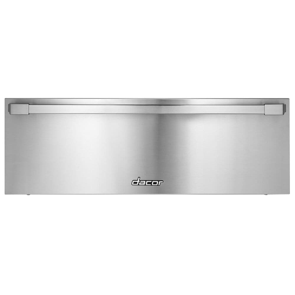 """Dacor Heritage 30"""" Pro Warming Drawer in Stainless, , large"""