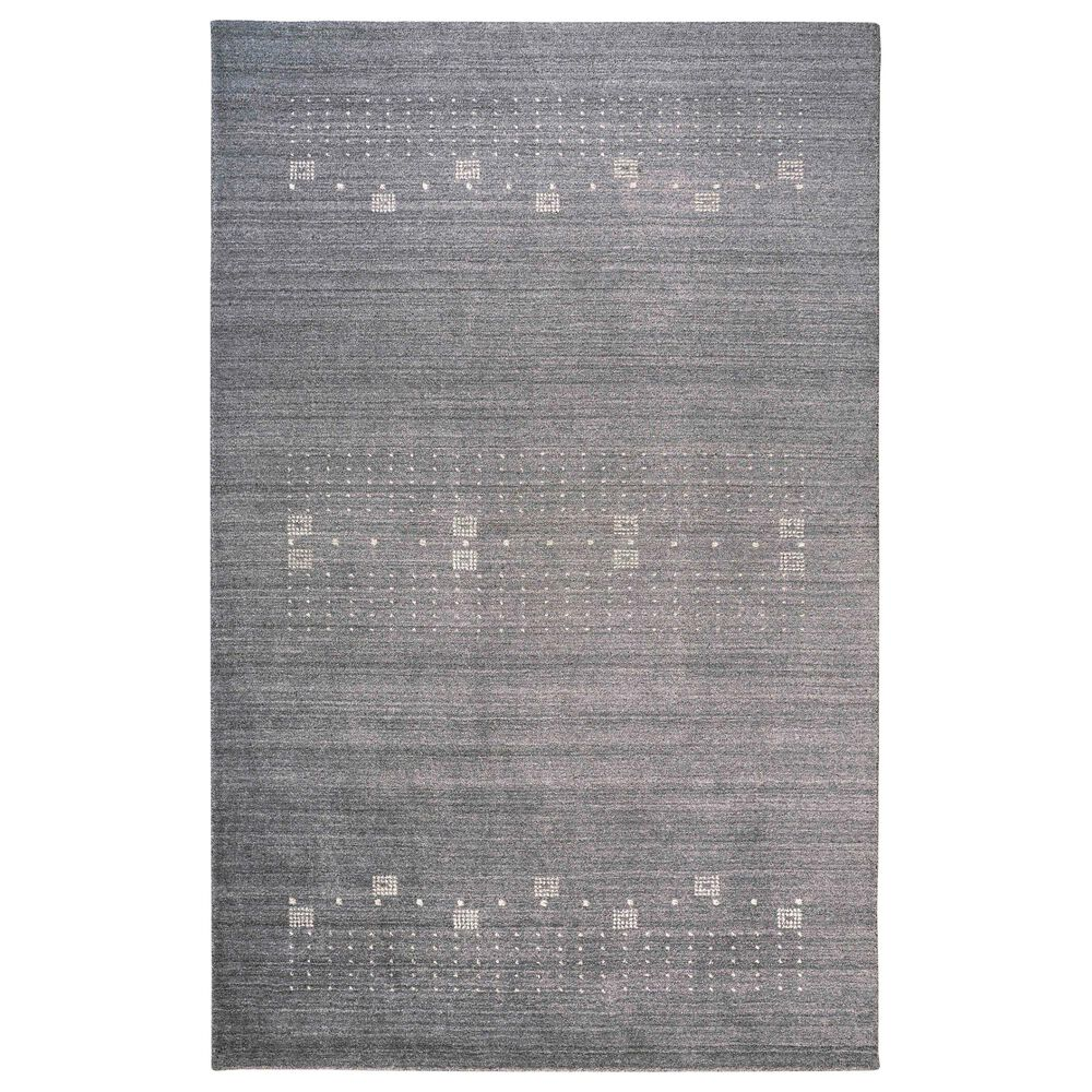 """Feizy Rugs Legacy 7'9"""" x 9'9"""" Gray Area Rug, , large"""