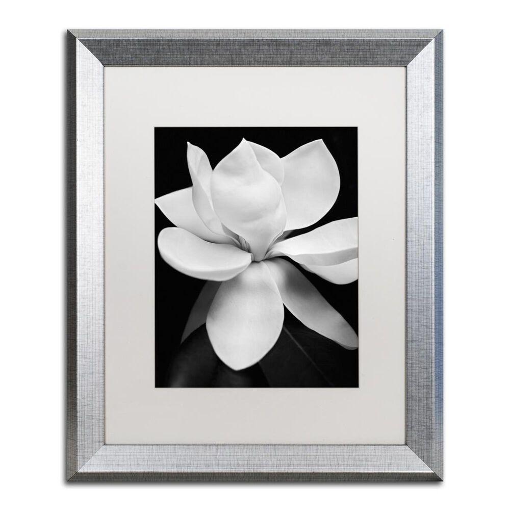 "Timberlake 20"" x 16"" Magnolia Art in White Matting and Silver Frame, , large"