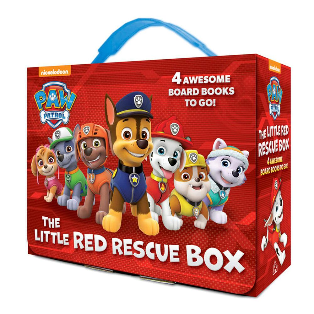 The Little Red Rescue Box (PAW Patrol), , large