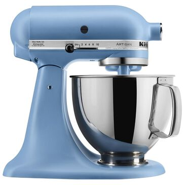 KitchenAid 5-Quart Tilt-Head Stand Mixer in Blue Velvet, , large