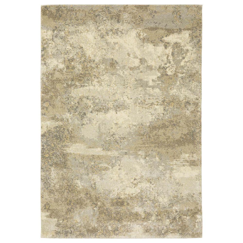 "Oriental Weavers Astor Colin 8322J 7'10"" x 10'10"" Gold Area Rug, , large"