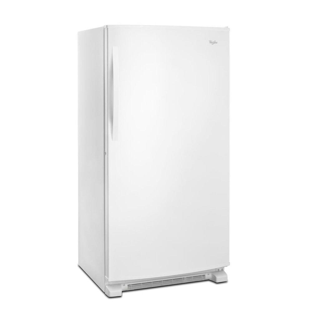 Whirlpool 20 Cu. Ft. Upright Freezer with Temperature Alarm, , large