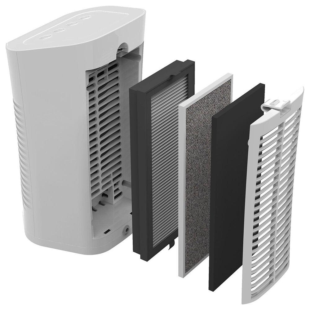 Lasko Lasko Desktop Air Purifier with 3-Stage Air Cleaning System, , large