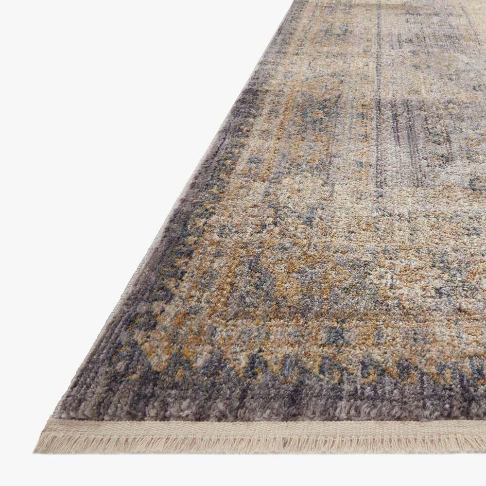"""Magnolia Home Janey JAY-02 3'11"""" x 5'11"""" Slate and Gold Area Rug, , large"""