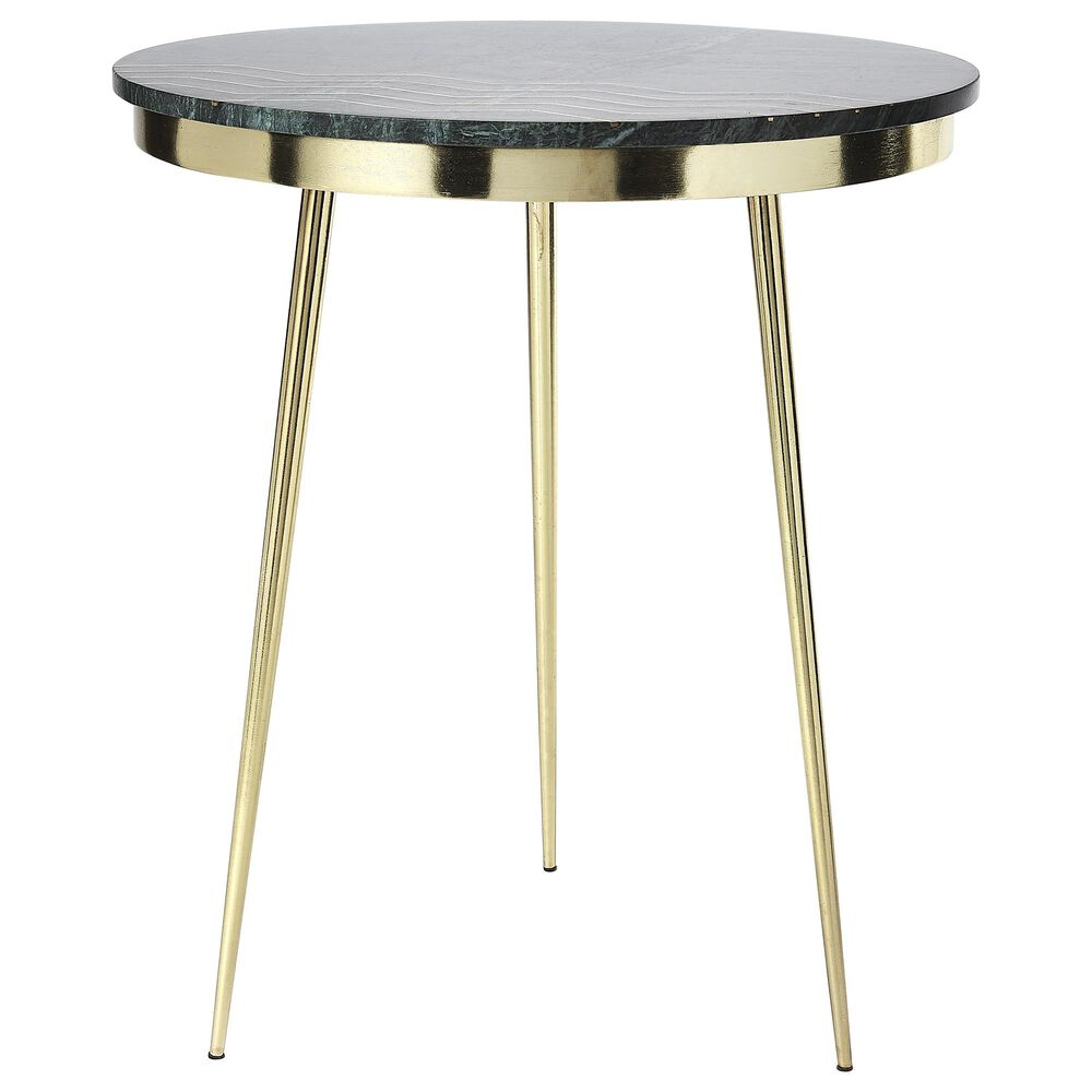 Butler Hollings Accent Table in Green, , large