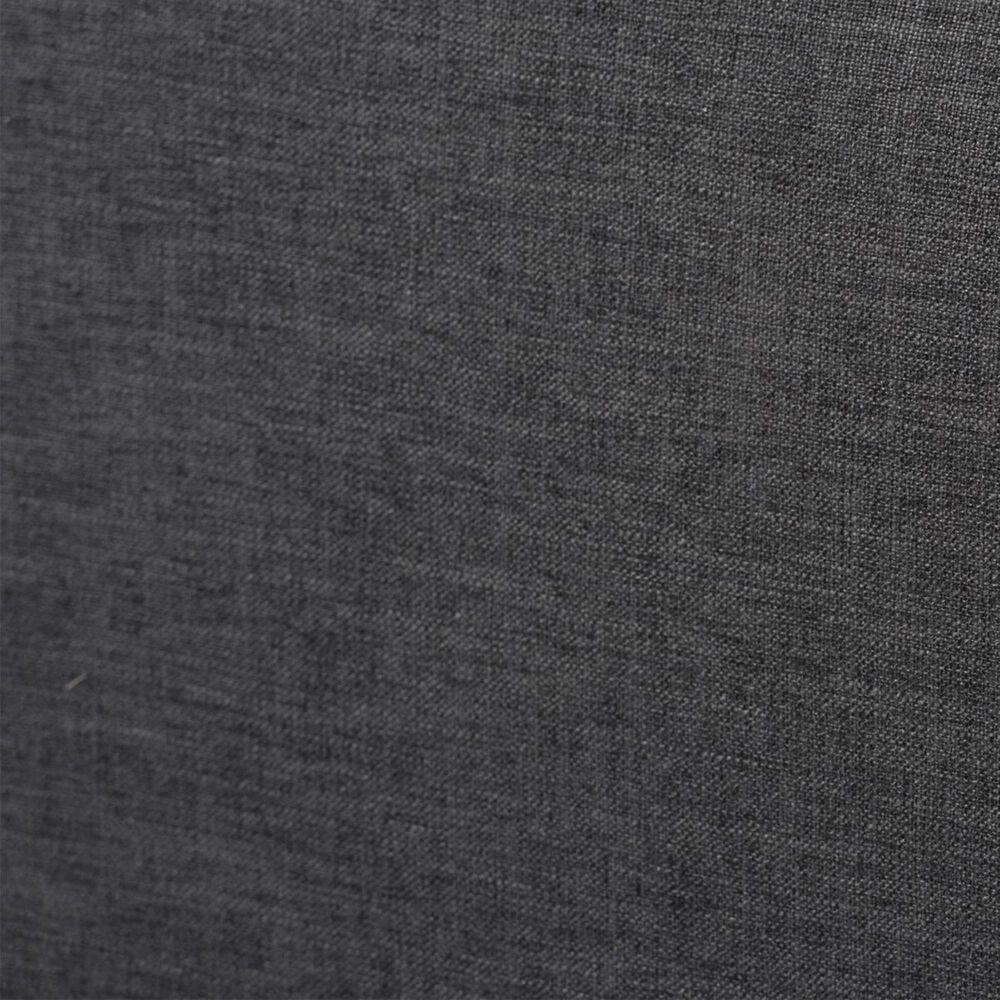 Baxton Studio Avery Queen Headboard in Dark Grey, , large