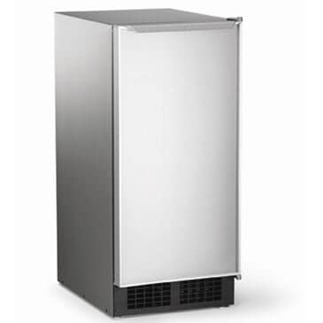"Scotsman 15"" Under Counter Ice Maker with 26 lbs. Storage , , large"