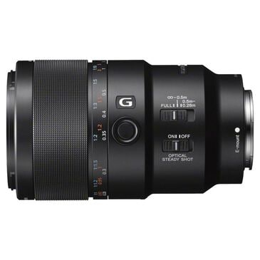 Sony FE 90mm F/2.8 Macro G OSS Full Frame E- Mount Macro Lens, , large