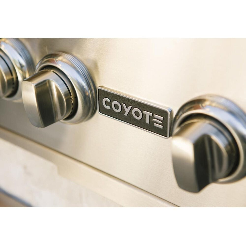 """Coyote Outdoor 34"""" C-Series Liquid Propane Grill in Stainless Steel, , large"""