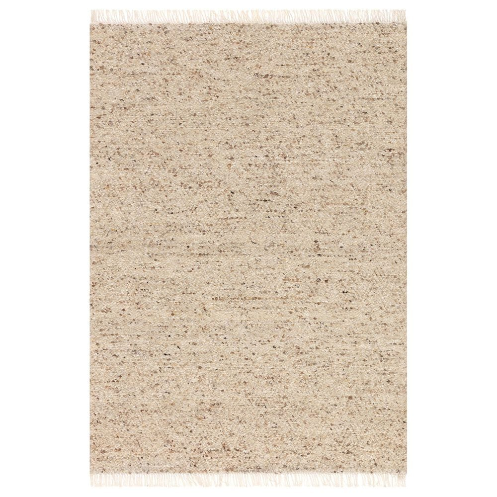 """Magnolia Home Hayes 7'9"""" x 9'9"""" Sand and Natural Area Rug, , large"""