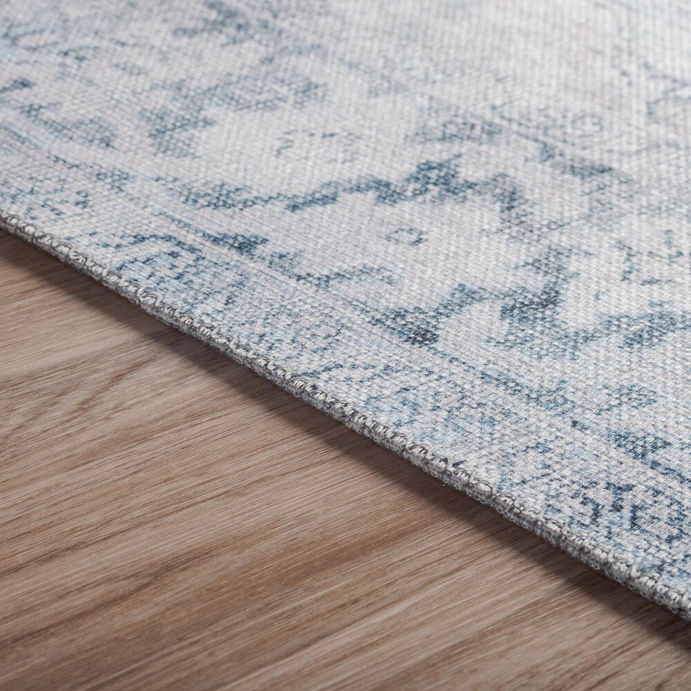 """Dalyn Rug Company Amanti AM1 2'3"""" x 7'7"""" Mist Scatter Rug, , large"""