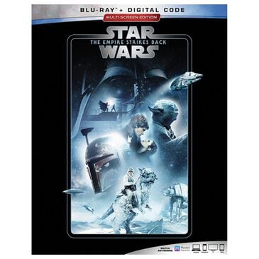 Star Wars: The Empire Strike Back [Blu-ray + Digital], , large