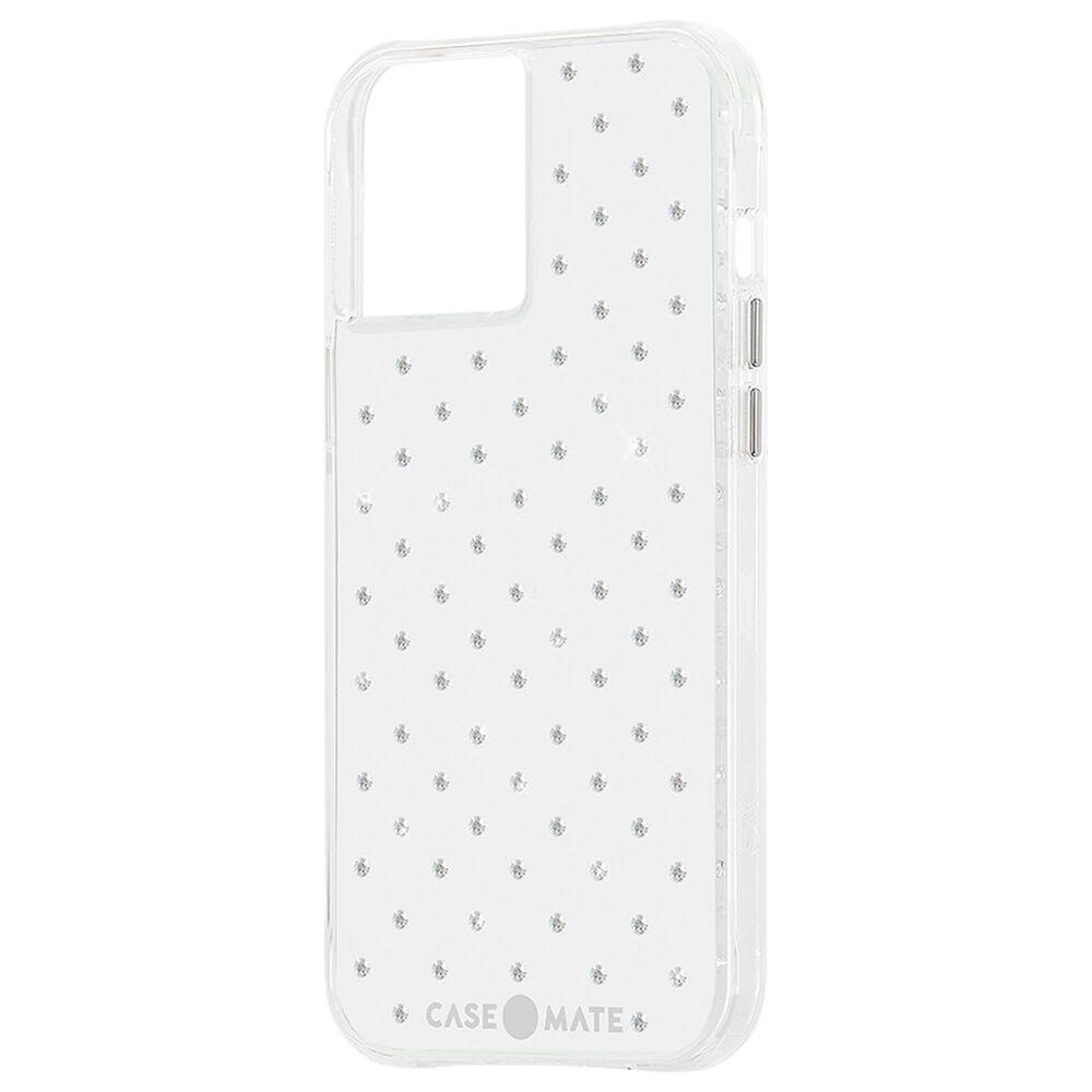 Case-Mate Gem Case For Apple iPhone 12 Pro Max in Sheer Gems, , large