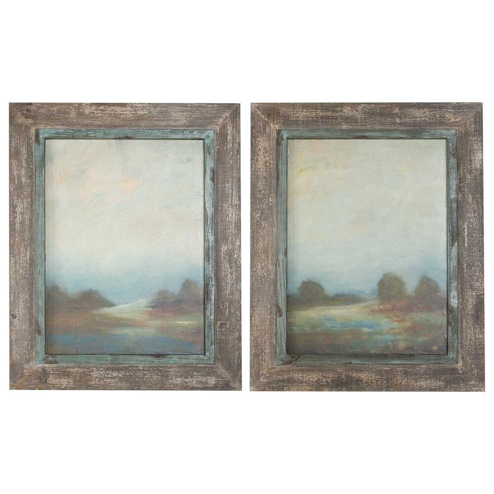 Uttermost Morning Vistas Framed Art (Set of 2), , large