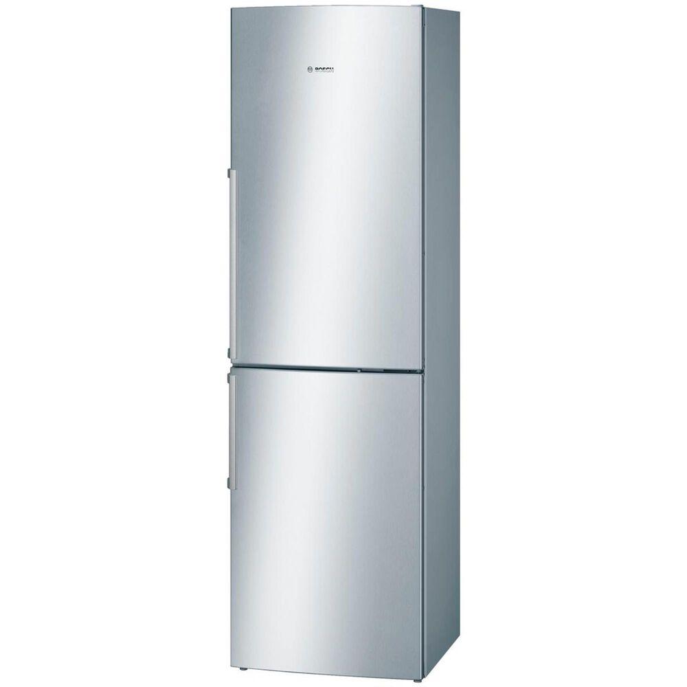 "Bosch 24"" 500 Series Bottom Freezer Refrigerator in Stainless Steel , , large"