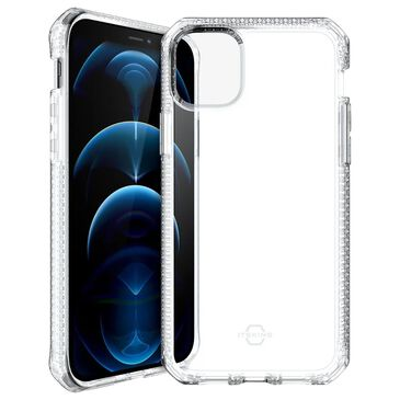 ITSkins Spectrum Clear Case for iPhone 12 Pro Max in Transparent, , large