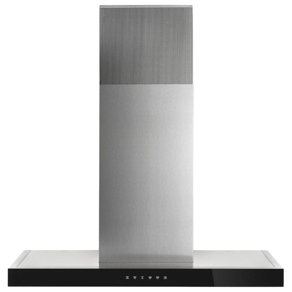 """Jenn-Air 36"""" Lustre Recirculating Wall-Mount Canopy Hood in Stainless Steel, , large"""