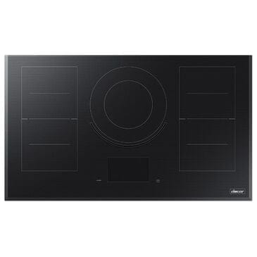 """Dacor 36"""" Induction Cooktop in Black, , large"""